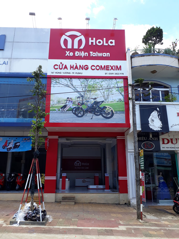 Showroom xe điện HoLa Gia Lai - Image 2