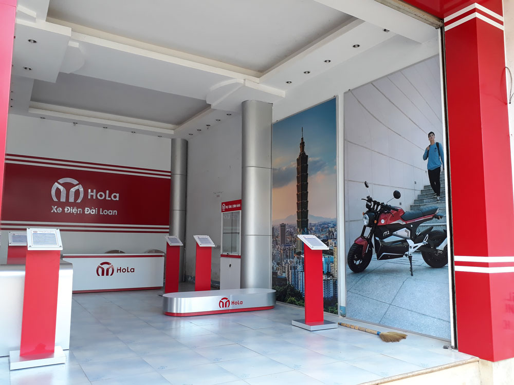 Showroom xe điện HoLa Gia Lai - Image 5
