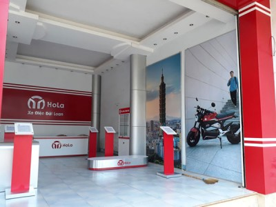 Showroom xe điện HoLa Gia Lai